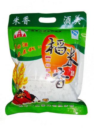 41稻米香袋酒